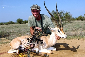 Northern Grant's Gazelle